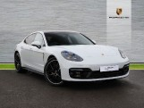 2021 Porsche V6 4 PDK 4WD 4-door (White) - Image: 1