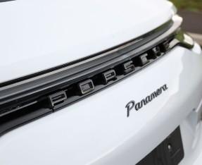 2021 Porsche V6 4 PDK 4WD 4-door (White) - Image: 21