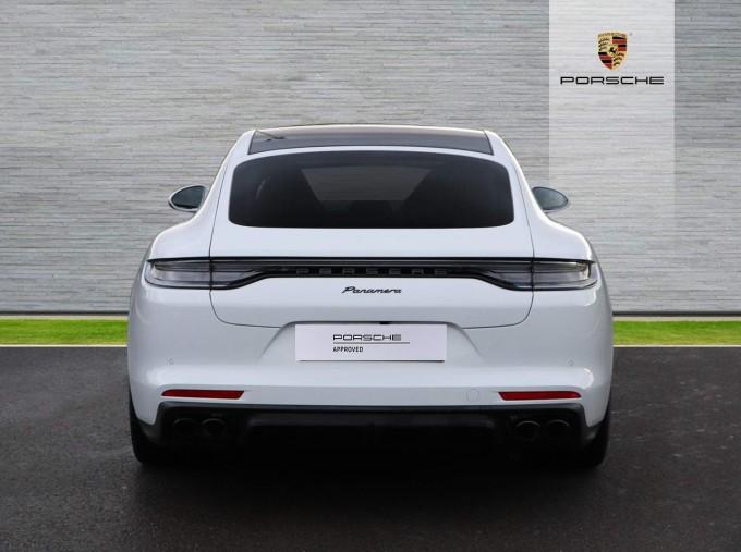 2021 Porsche V6 4 PDK 4WD 4-door (White) - Image: 28
