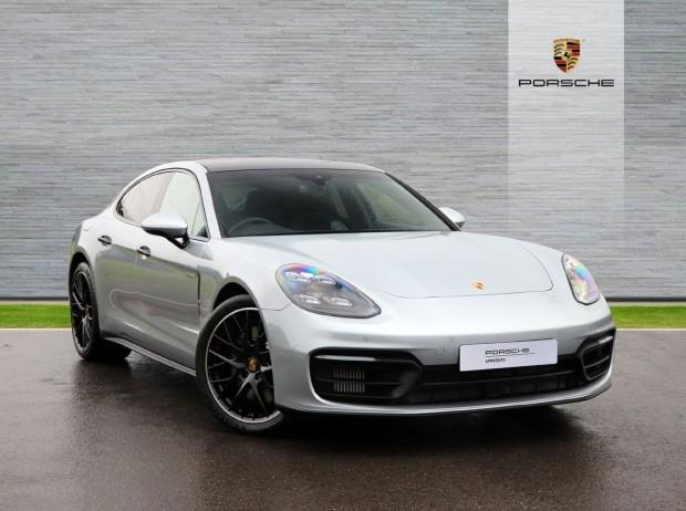 Reserve your 2021 Porsche Panamera 4 PDK 4-door