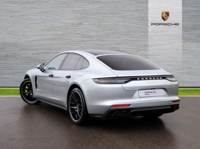 2021 Porsche V6 E-Hybrid 14kWh 4 PDK 4WD 4-door (Silver) - Image: 21
