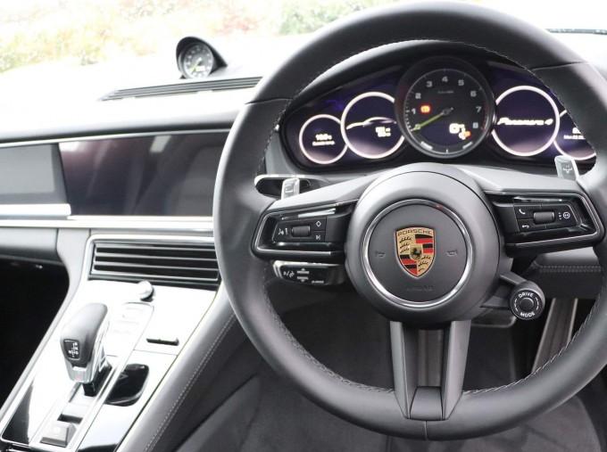 2021 Porsche V6 E-Hybrid 14kWh 4 PDK 4WD 4-door (Silver) - Image: 27