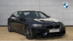2016 BMW M5 Saloon 4-door