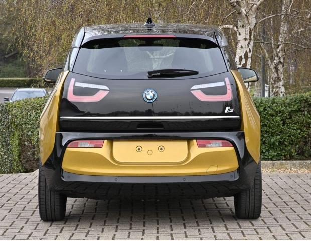 2021 BMW 42.2kWh Auto 5-door (Gold) - Image: 7