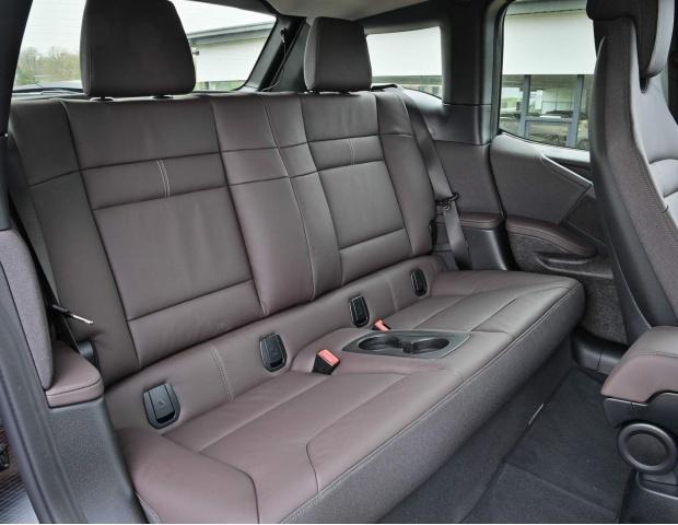 2021 BMW 42.2kWh Auto 5-door (Gold) - Image: 12