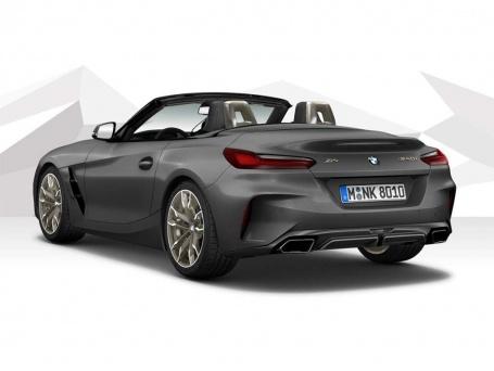 2021 BMW M40i Auto sDrive 2-door (Grey) - Image: 3