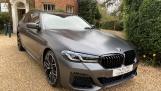 2021 BMW 530d MHT M Sport Touring Steptronic xDrive 5-door  - Image: 1
