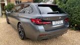 2021 BMW 530d MHT M Sport Touring Steptronic xDrive 5-door  - Image: 3