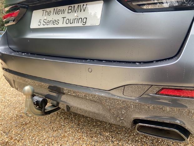 2021 BMW 530d MHT M Sport Touring Steptronic xDrive 5-door  - Image: 6
