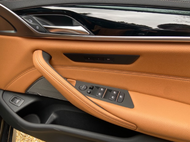 2021 BMW 530d MHT M Sport Touring Steptronic xDrive 5-door  - Image: 9