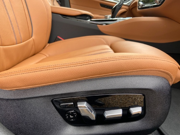 2021 BMW 530d MHT M Sport Touring Steptronic xDrive 5-door  - Image: 10
