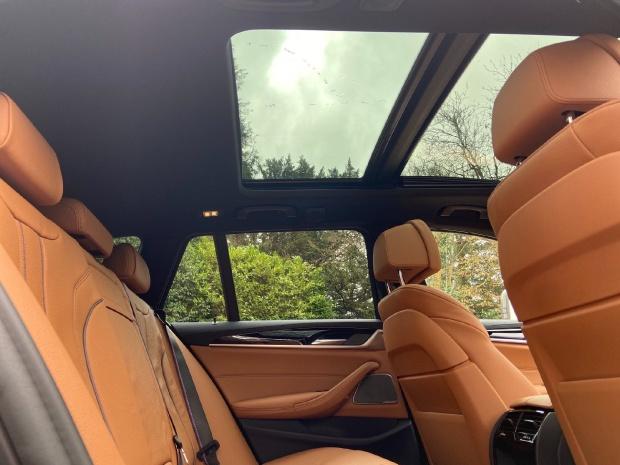2021 BMW 530d MHT M Sport Touring Steptronic xDrive 5-door  - Image: 16