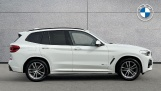 2017 BMW XDrive20d M Sport (White) - Image: 3