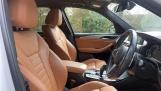 2017 BMW XDrive20d M Sport (White) - Image: 11