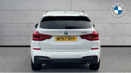 2017 BMW XDrive20d M Sport (White) - Image: 15