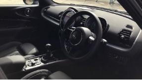 2021 MINI Cooper Exclusive (Silver) - Image: 6