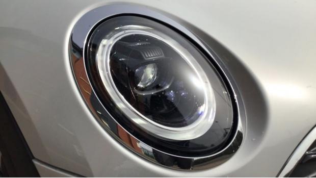 2021 MINI Cooper Exclusive (Silver) - Image: 22