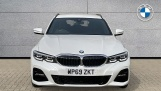 2020 BMW 320d M Sport Touring (White) - Image: 16