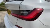 2020 BMW 320d M Sport Touring (White) - Image: 22