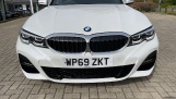 2020 BMW 320d M Sport Touring (White) - Image: 29
