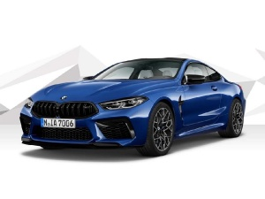 2021 BMW M8 V8 Competition Steptronic 4WD 2-door