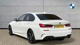 2020 BMW 330i M Sport Saloon (White) - Image: 2