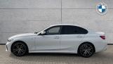 2020 BMW 330i M Sport Saloon (White) - Image: 3