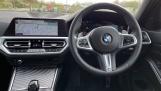 2020 BMW 330i M Sport Saloon (White) - Image: 5
