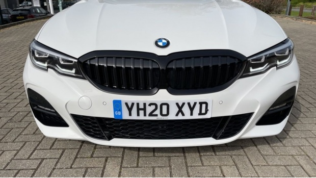 2020 BMW 330i M Sport Saloon (White) - Image: 38