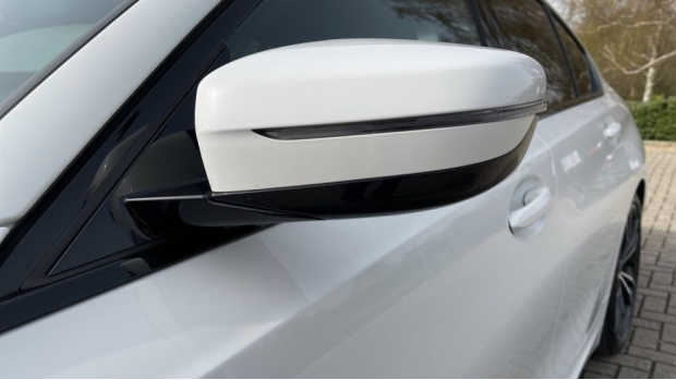 2020 BMW 330i M Sport Saloon (White) - Image: 39