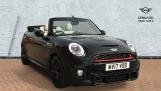 2017 MINI Cooper S Convertible (Black) - Image: 1