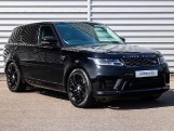 2018 Land Rover SD V6 HSE Dynamic Auto 4WD 5-door (Black) - Image: 1