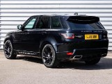 2018 Land Rover SD V6 HSE Dynamic Auto 4WD 5-door (Black) - Image: 2