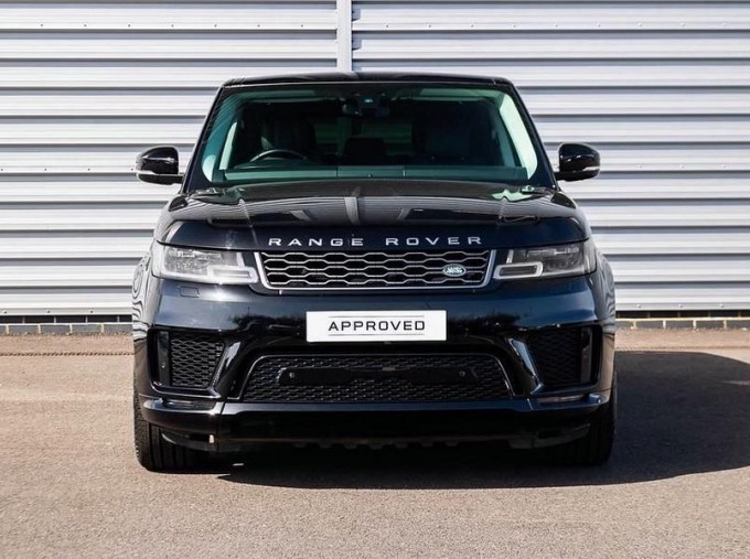 2018 Land Rover SD V6 HSE Dynamic Auto 4WD 5-door (Black) - Image: 7
