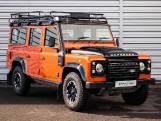 2016 Land Rover D Adventure Edition Station Wagon 5-door (Orange) - Image: 1
