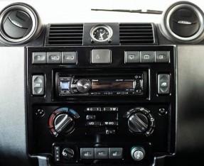 2016 Land Rover D Adventure Edition Station Wagon 5-door (Orange) - Image: 11