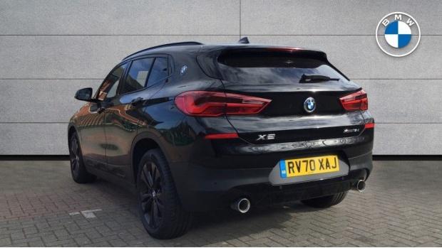 2020 BMW XDrive18d Sport (Black) - Image: 2