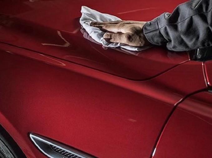 2017 Jaguar R-Sport Auto 5-door (Red) - Image: 8