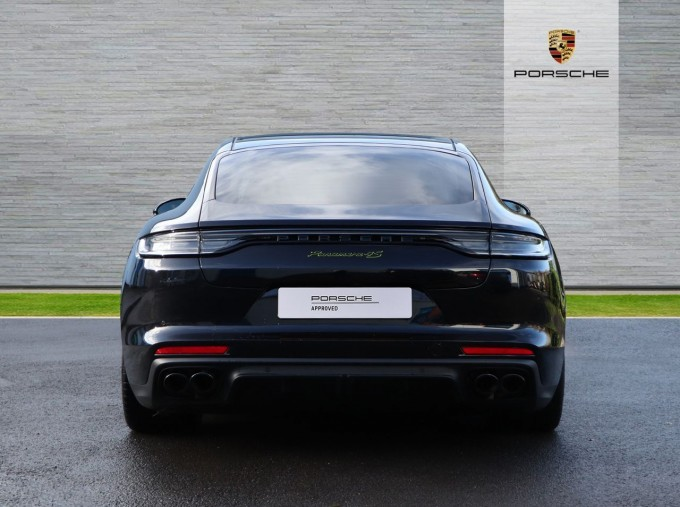 2020 Porsche V6 E-Hybrid 17.9kWh 4S PDK 4WD 4-door (Black) - Image: 7