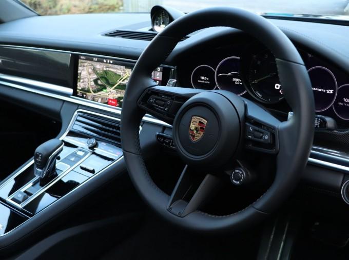 2020 Porsche V6 E-Hybrid 17.9kWh 4S PDK 4WD 4-door (Black) - Image: 8