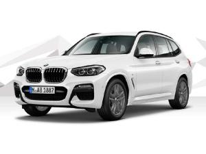 2021 BMW X3 20i M Sport Auto xDrive 5-door