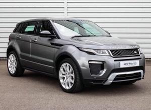 2018 Land Rover Range Rover Evoque SD4 (240hp) HSE Dynamic 5-door