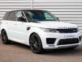 2018 Land Rover SD V6 HSE Dynamic Auto 4WD 5-door (White) - Image: 1