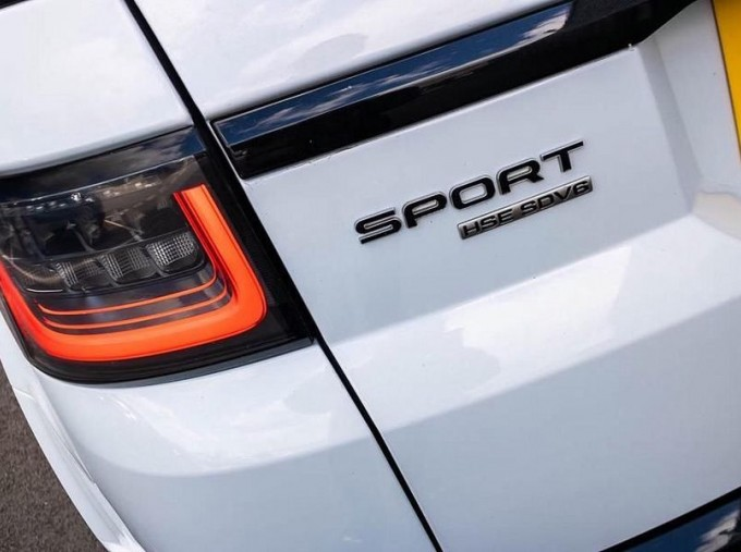 2018 Land Rover SD V6 HSE Dynamic Auto 4WD 5-door (White) - Image: 19