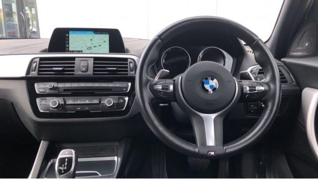 2017 BMW 120d M Sport Shadow Edition 5-door (White) - Image: 5