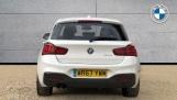 2017 BMW 120d M Sport Shadow Edition 5-door (White) - Image: 15