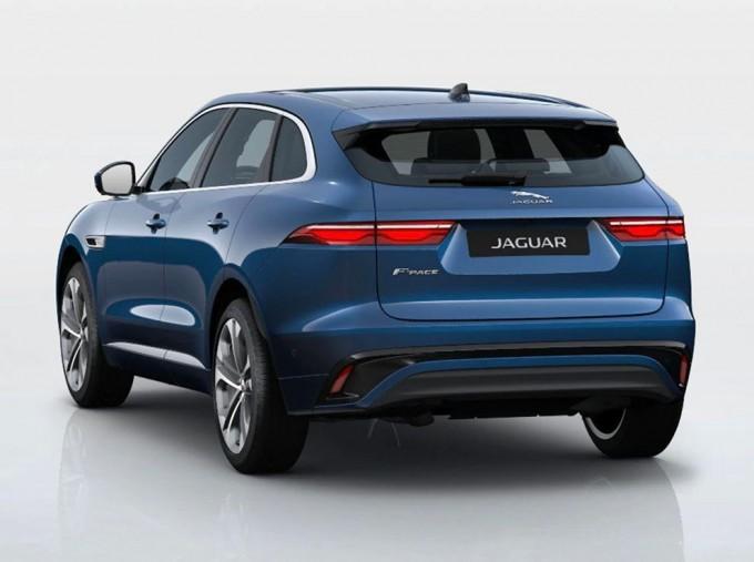 2021 Jaguar MHEV R-Dynamic HSE Auto 5-door (Blue) - Image: 3