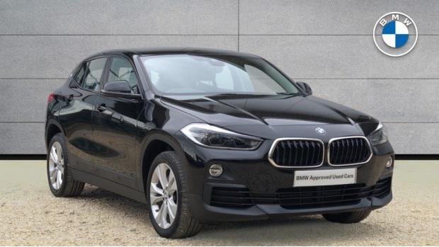 2018 BMW XDrive20d Sport (Black) - Image: 1