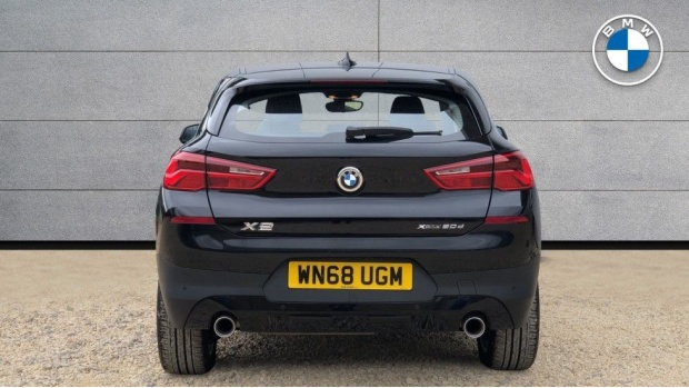 2018 BMW XDrive20d Sport (Black) - Image: 15