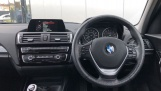 2017 BMW 118i Sport 5-door (Grey) - Image: 5
